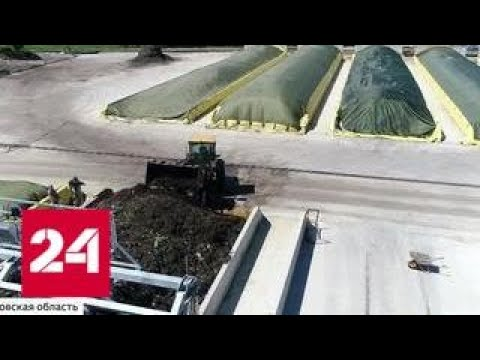 Российские свалки превращаются в биореакторы - Россия 24