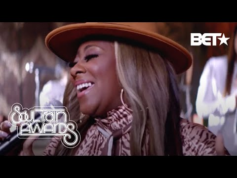 Sherry Mackey - Grammy Award Winner LeAndria Johnson's Soul Train Awards Cypher