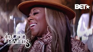 Keyshia Cole, Le'Andria Johnson, Anthony Hamilton & Carl Thomas Bring Heat & Soul In The Soul Cypher