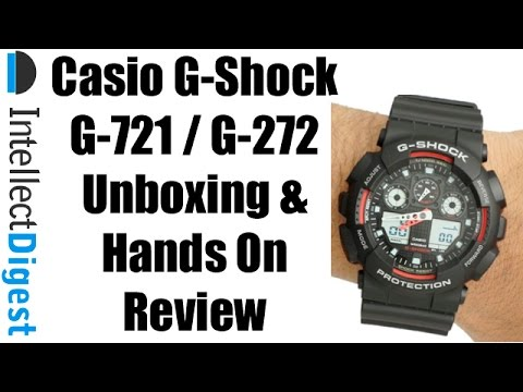 Casio G-Shock G-272/ G-271 Review With Unboxing   Intellect Digest
