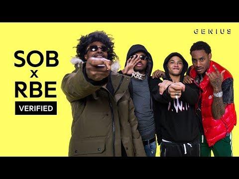 "SOB X RBE ""Paramedic!"" Official Lyrics & Meaning | Verified"