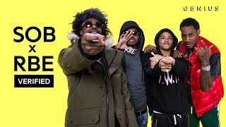 "SOB X RBE ""Paramedic!"" Official Lyrics & Meaning 