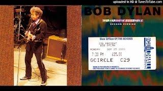 "B. Dylan - ""She Belongs To Me"" (Portsmouth, 9/25/00)"