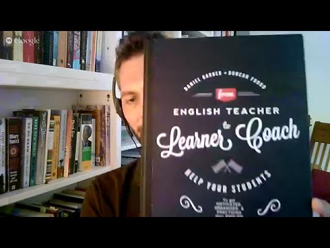 "The Face of Virtual ELT (ep1) Duncan Foord & Daniel Barber on ""Learner Coaching"" vs. ""Teaching"""