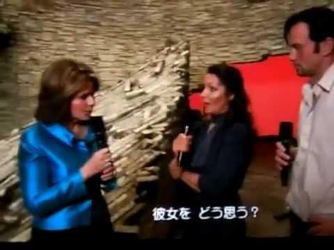 0754 Renée Fleming interviews Teddy Tahu Rhodes & Barbara Frittoli - Carmen