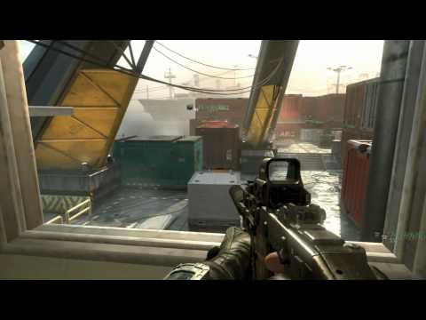Black Ops 2 - Пытаемся тащить).