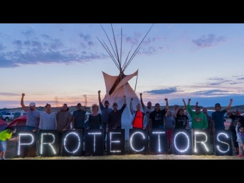 Standing Rock Protesters File Class Action Lawsuit Against North Dakota Police