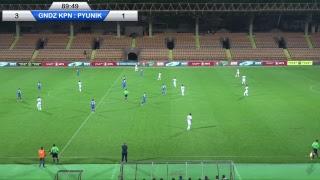 Gandzasar vs Pyunik full match