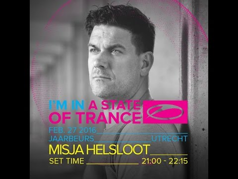Misja Helsloot - Live @ A State Of Trance 750, Utrecht (Stage 15 Years and Counting) - 27.2.2016