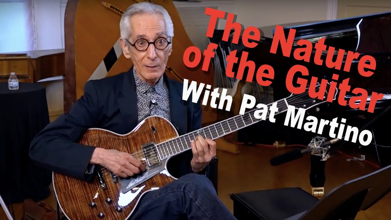 Geometry Pat Martino Sacred