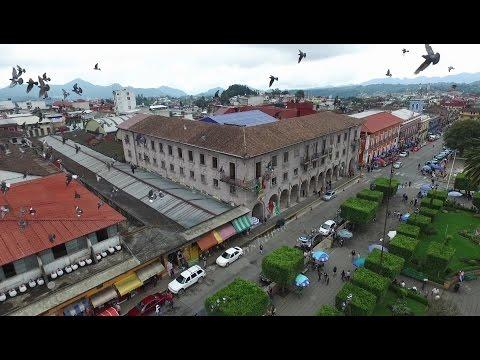 TEZIUTLAN 2015 VIDEO COMPLETO TOMAS CON DRON 15:53 MINUTOS