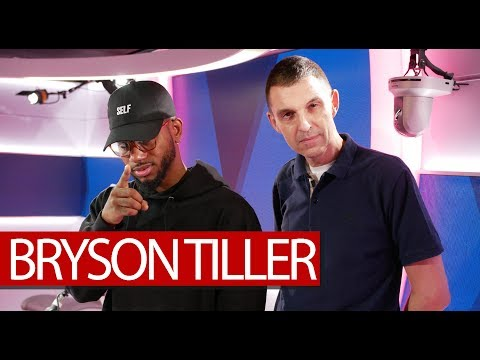 Bryson Tiller on Wild Thoughts, Trapsoul, Travis Scott, Jay-Z