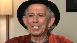 Keith Richards - the Soul Survivor Returns