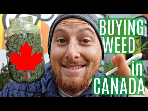 WATCH ME BUY WEED IN 5 MINUTES • VANCOUVER CANADA