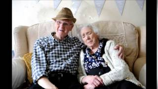 thomas and irene howard talking about their 70 years of marriage