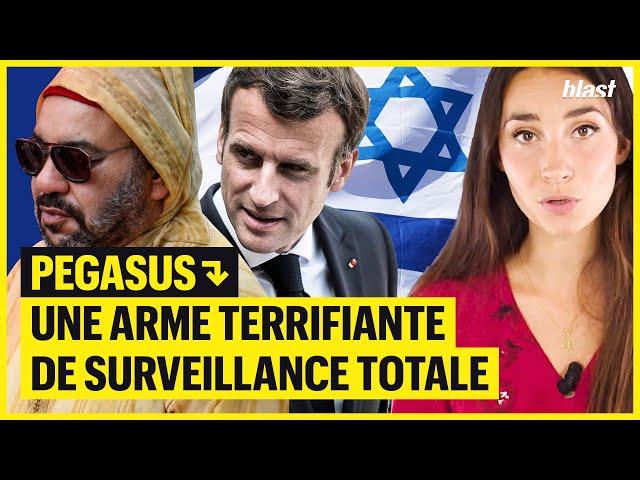 PEGASUS : UNE ARME TERRIFIANTE DE SURVEILLANCE TOTALE