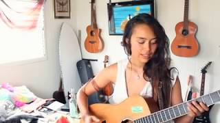 Ashley Lilinoe - Fly me to the moon (Cover) mp3