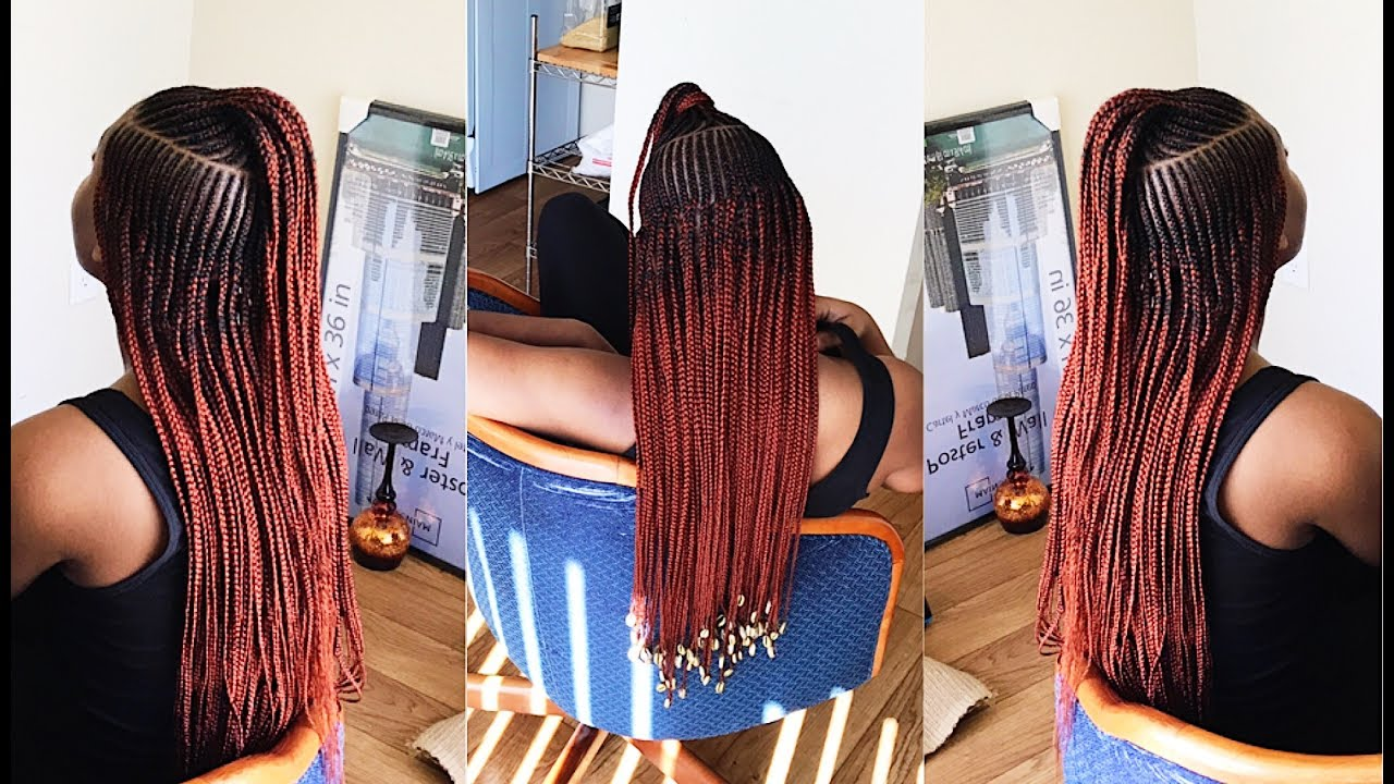 The Ket Braids Inspired By Beautycanbraid Youtube