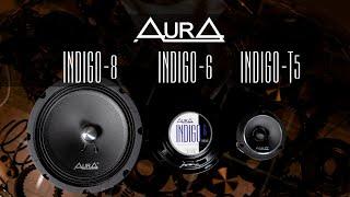 AurA INDIGO - строим и настраиваем 3-полосный фронт + саб! Серия 1.