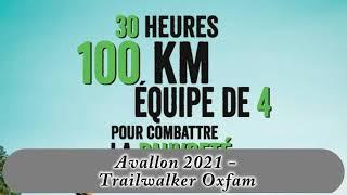 la 12e édition du Trailwalker Oxfam