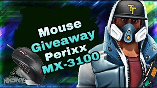 Perixx MX-3100 Mouse Giveaway!!