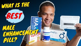 The Best Male Enhancement Pills That Actually Work  (For Every Goal)