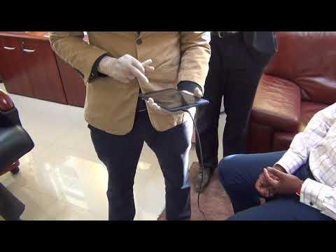 MOH Senegal BloodGlucose Test Demo