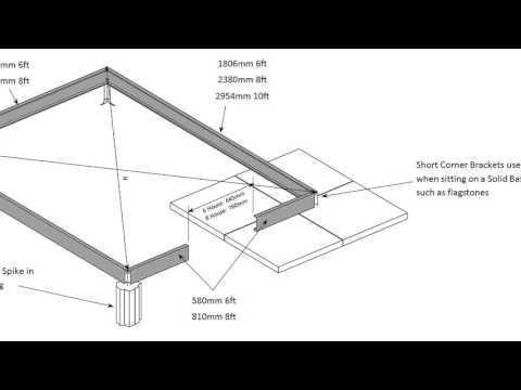 Greenhouse Base Assembly & Installation