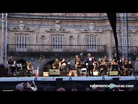 Ferias y Fiestas 2017: concierto de la Big Band de la USAL