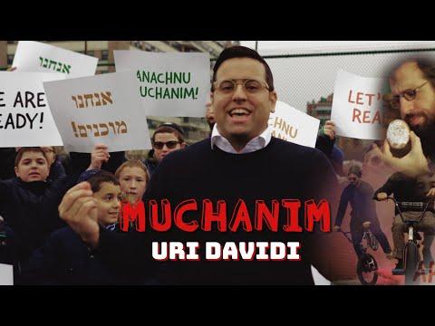 URI DAVIDI - Muchanim (Official Music Video) | אורי דוידי - מוכנים