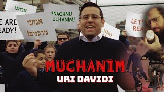 URI DAVIDI - Muchanim (Official Music Video) | אורי דוידי - מוכנים