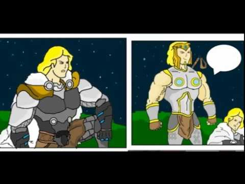 Sons of thor comic1