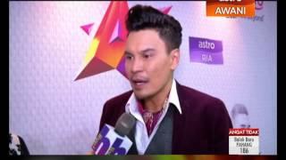 Akademi Fantasia 2015: Edry terkilan dengan komen negatif