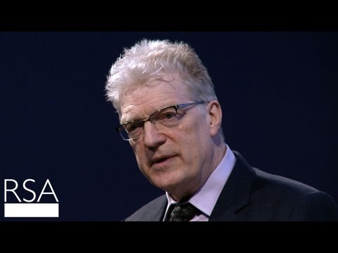How to Change Education - Ken Robinson from YouTube · Duration:  24 minutes 3 seconds