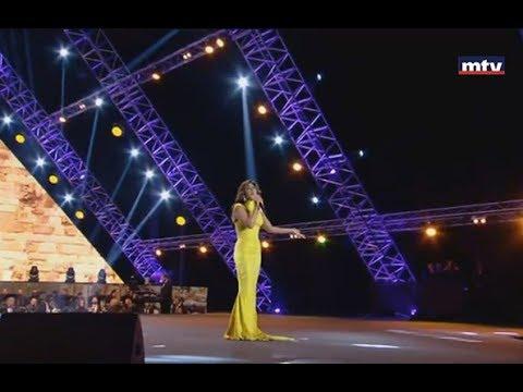 Cedars International Festival - Najwa Karam - 29/07/2017