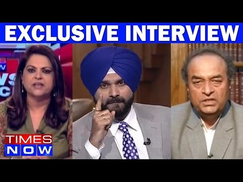 Attorney General Mukul Rohatgi On Navjot Singh Sidhu's Comedy Show | Exclusive Interview