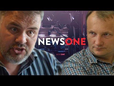 Бомба! Спор Коцабы и Палия о сепарах, Медведчуке, Порошенко и закрытии NewsOne