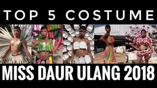 Download Video Miss Daur Ulang - TOP 5 Recycle Costume MP3 3GP MP4