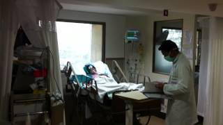 PushpanjaliCrosslayHospital UTAS UM300 Installation