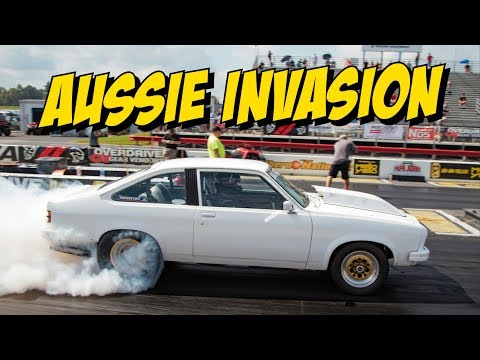 Australians at Drag Week 2018 - Day One
