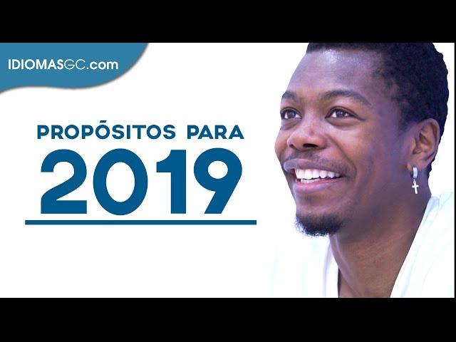 Propósitos para 2019 | Language Campus Gran Canaria