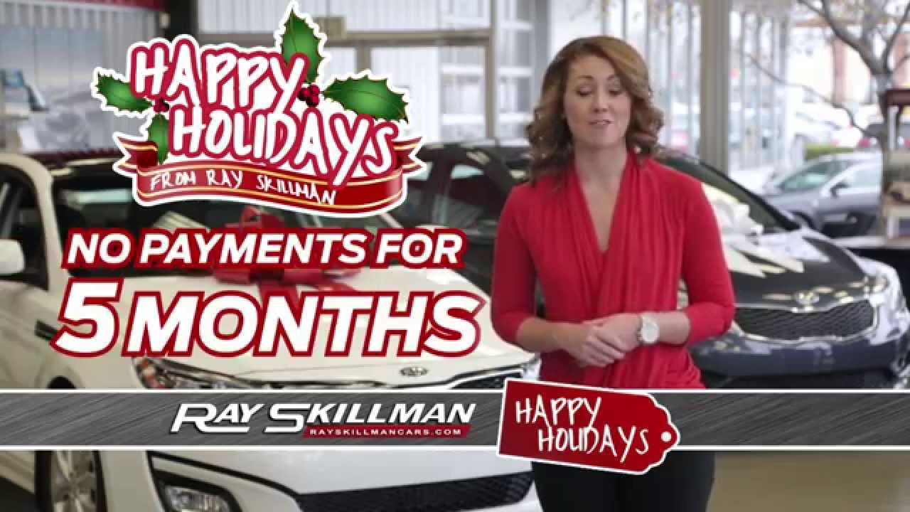 Marvelous Ray Skillman Shadeland Kia   Holiday Tv Giveaway