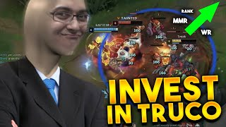 INVEST IN EL TRUCO & YOU'RE GUARANTEED SOME GAINS!!! @Trick2G
