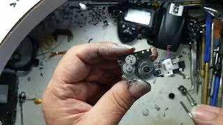 ремонт  Nikon d700 залипает зеркало