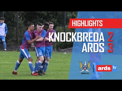 Knockbreda Ards Goals And Highlights