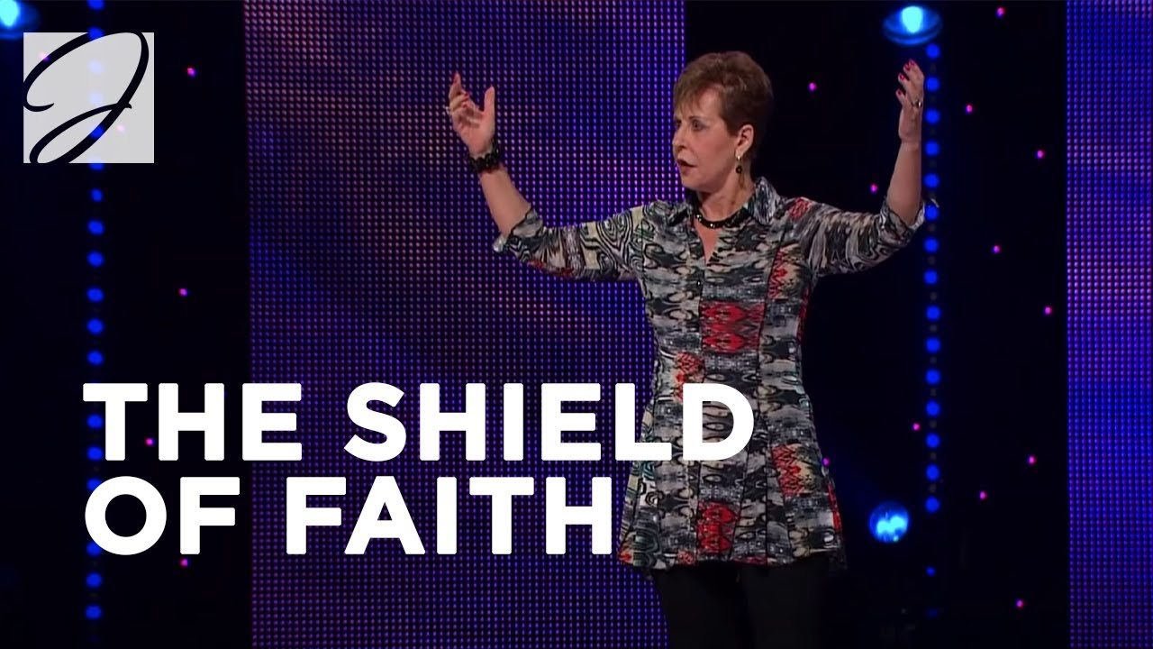 The Shield of Faith - Pt 1 (Joyce's Bootcamp: Faith - Week 3)
