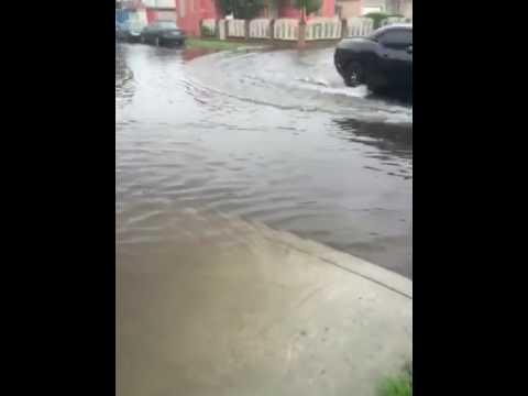 Lennox, ca flooded