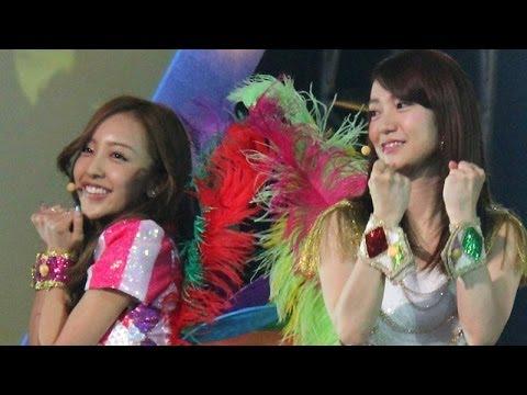 大島に続き、板野&篠田もサプライズ登場! 「KYORAKU SURPRISE FESTIVAL 2014」 #Yuko Oshima #Japanese Idol