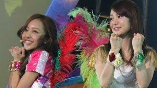今月9日にアイドルグループ「AKB48」を卒業したばかりの大島優子さんが6月18日、横浜アリーナで行われた「KYORAKU SURPRISE FESTIVAL 2014」に登場。AKB48を ...