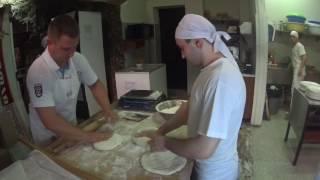 Хачапури по-Аджарски, от первого лица, из самого лучшего Аджарского ресторана